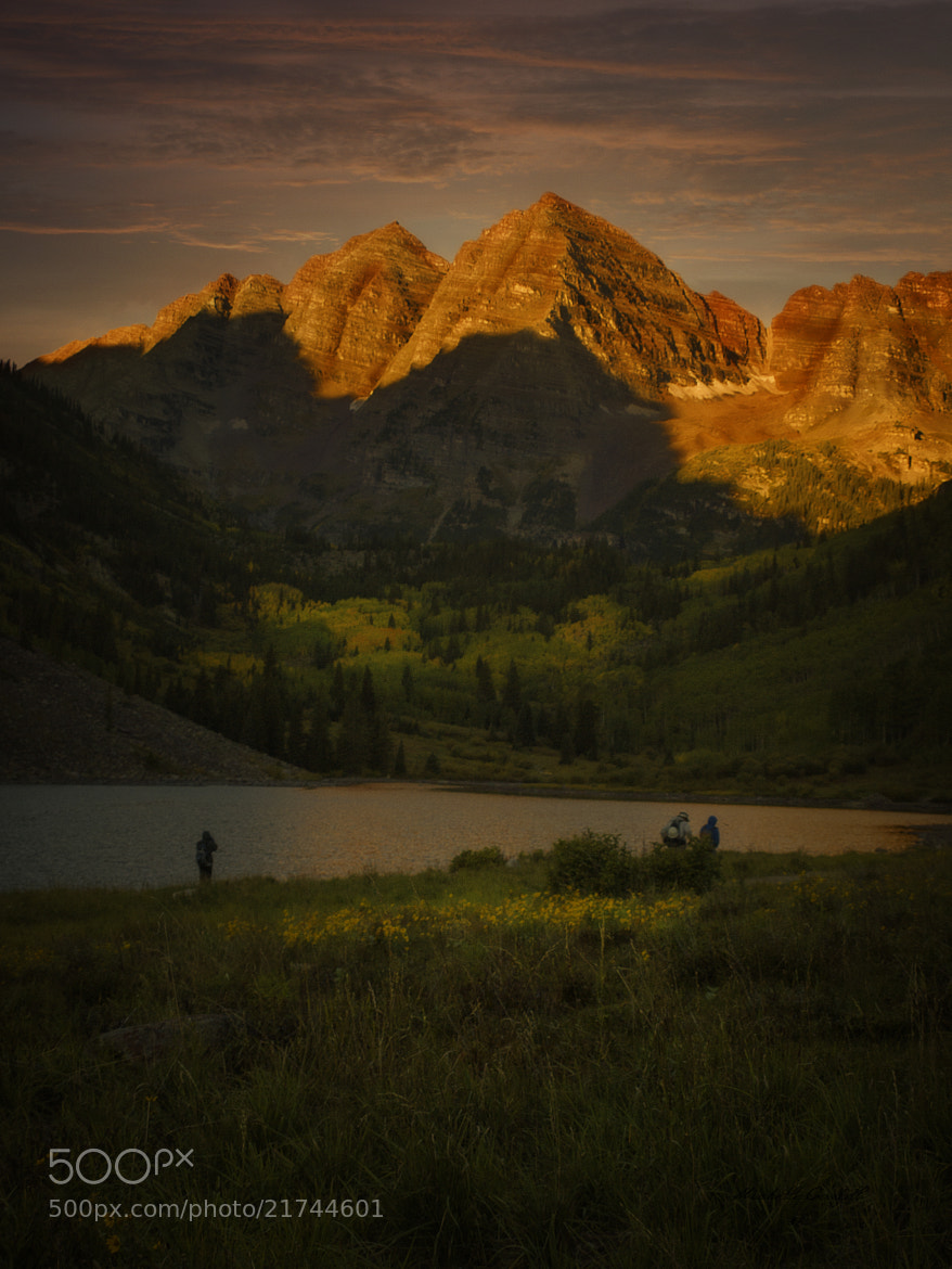 Photograph Maroon Bells by Michelle Goodall on 500px