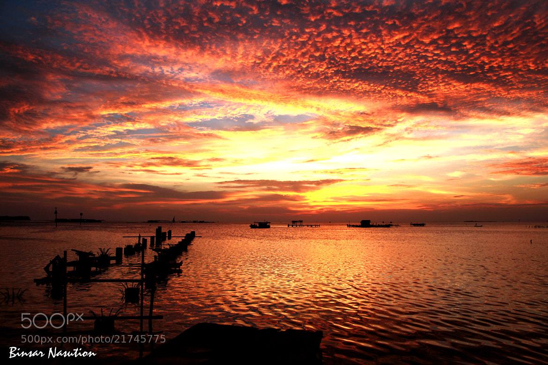Photograph Sunset at Karimun Jawa by Binsar Nasution on 500px