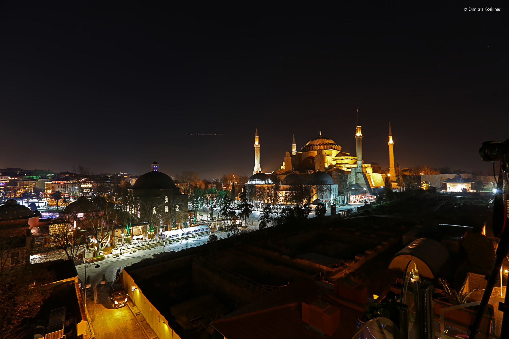 Photograph Hagia Sophia by Dimitris Koskinas on 500px