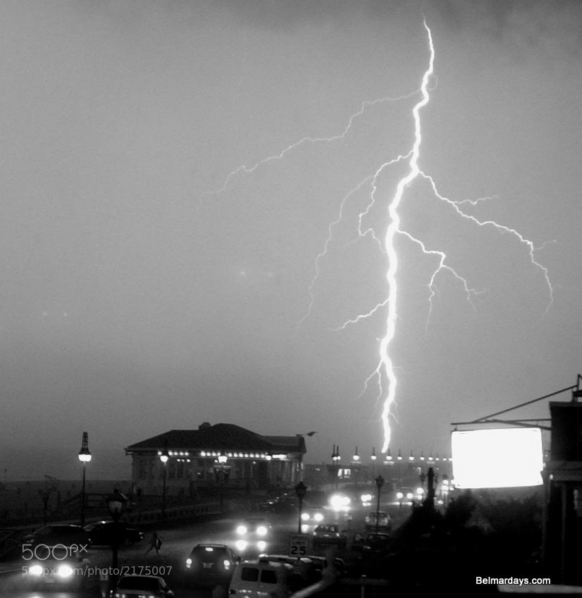 caught this with the Nikon D1h hand held total luck....check out the settings!