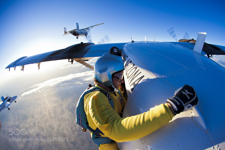 Photograph Climbing out by Rodrigo Kristensen on 500px