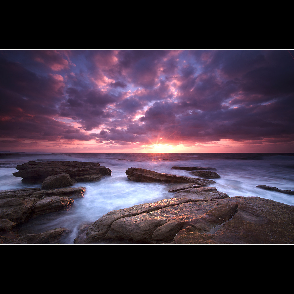 Photograph Maroubra sunrise by Malcolm Fackender on 500px