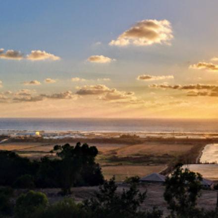 Sunset from Zichron-Yaakov