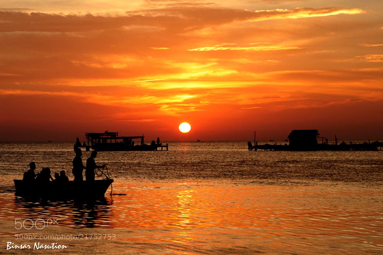 Photograph The Last Boat by Binsar Nasution on 500px