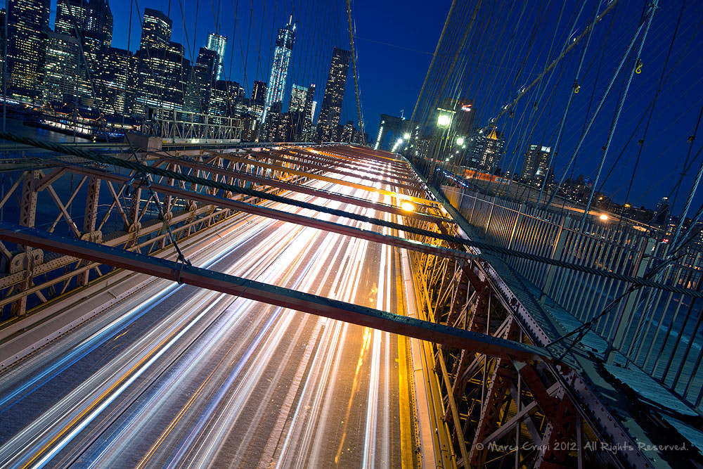 Photograph New York's Power Surge by Marco Crupi on 500px