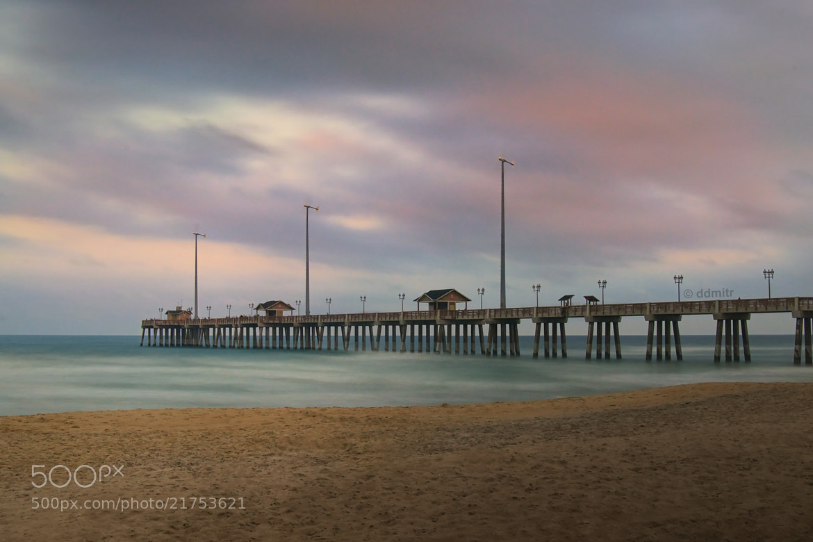 Photograph Jennette's Pier by DDMITR  on 500px