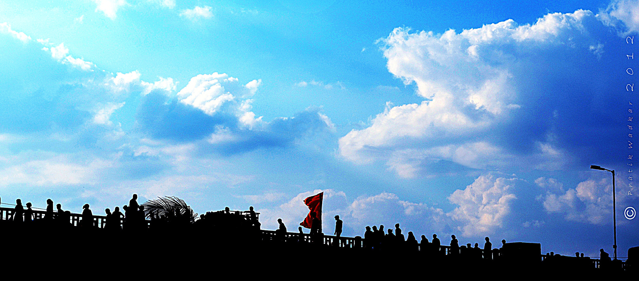 Photograph Let The Flag Stand High by Pratik Wadkar on 500px