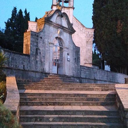 Herceg Novi-crkva Svetog Spasa 1513g, Crna Gora