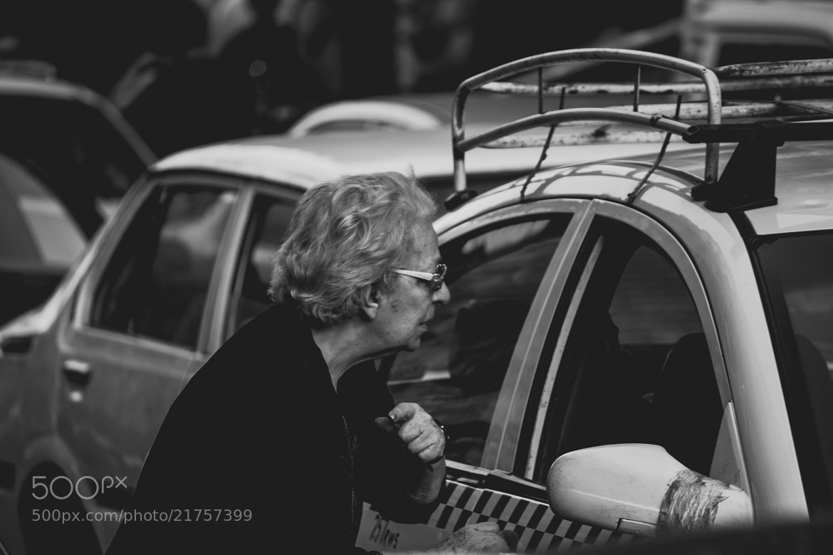 Photograph taxi by AMJAD AGGAG on 500px