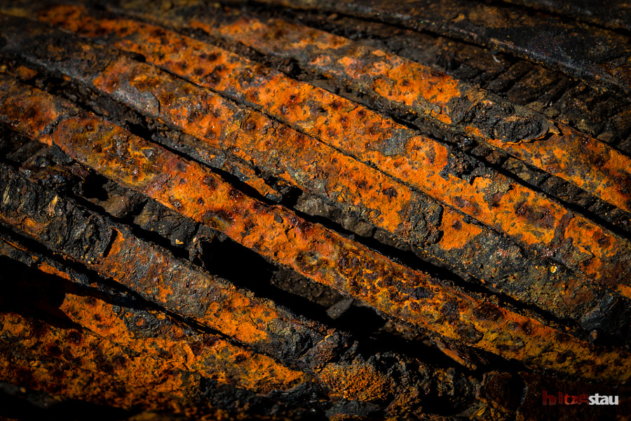 Rusted Ribbons by hitzestau on 500px.com