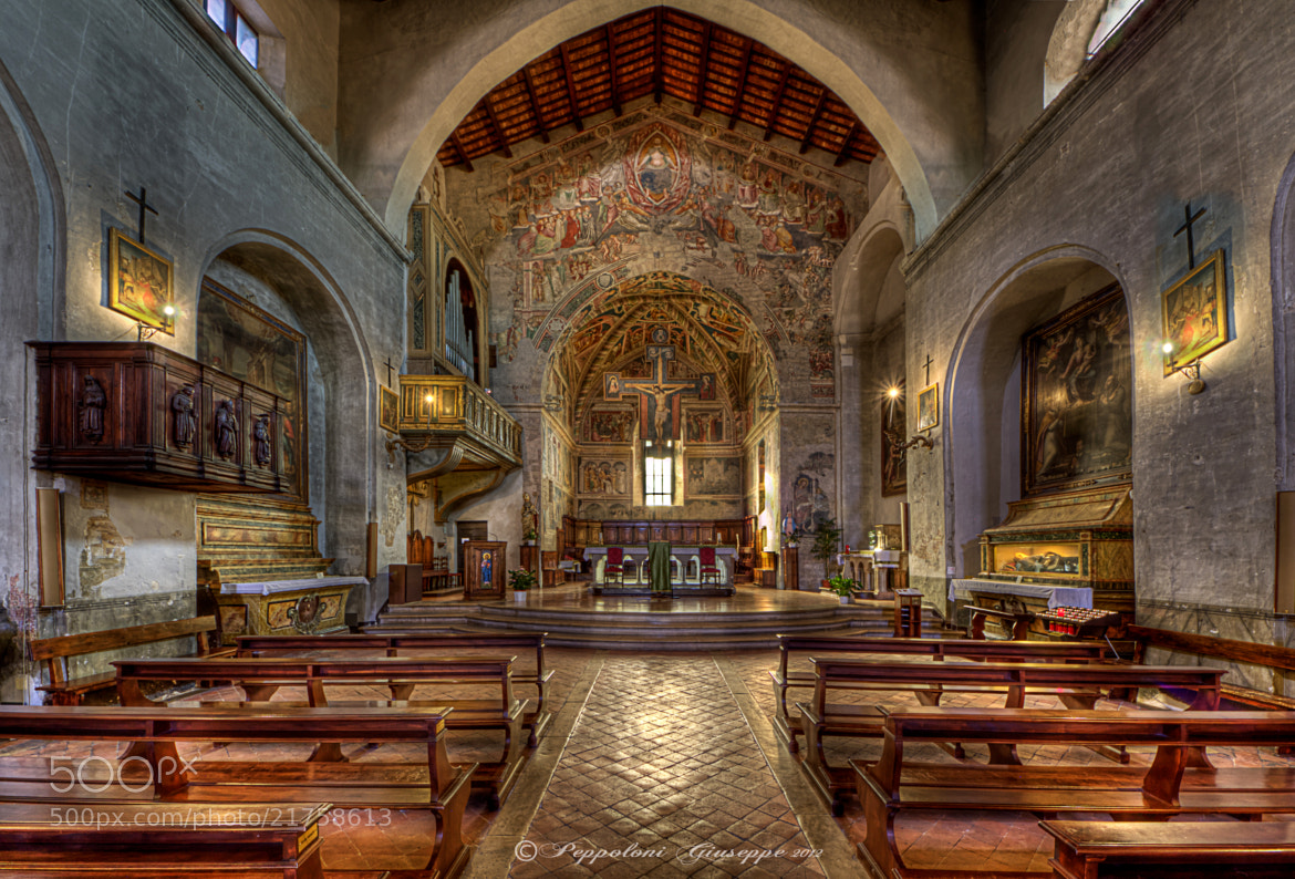 Photograph Sant'Agostino (PG) by Giuseppe  Peppoloni on 500px