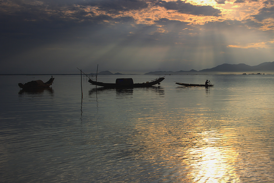 Photograph Sunrise by Hai Thinh on 500px