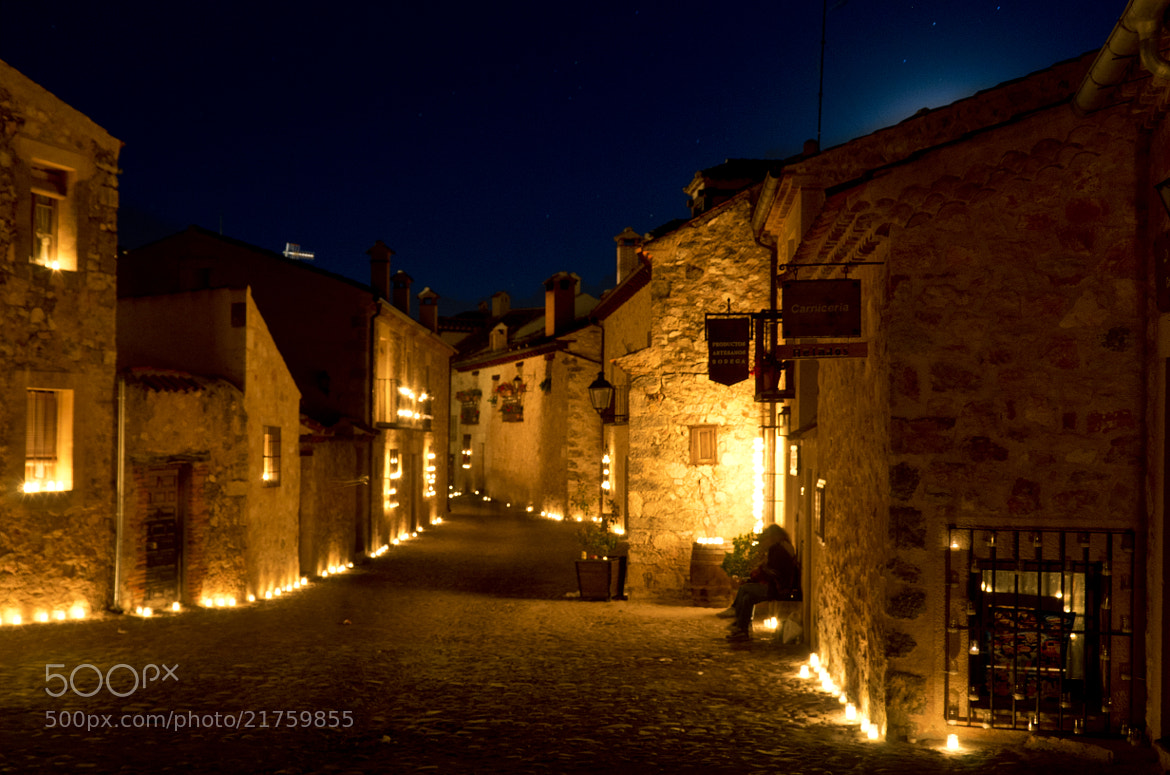 Photograph Velas lunas y estrellas en Pedraza by Jesús Municio on 500px