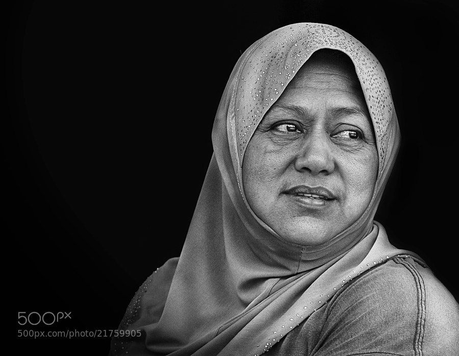 Photograph Just Black & White by chegu diman on 500px