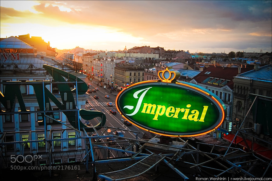 Photograph Imperial by Roman Wershinin on 500px