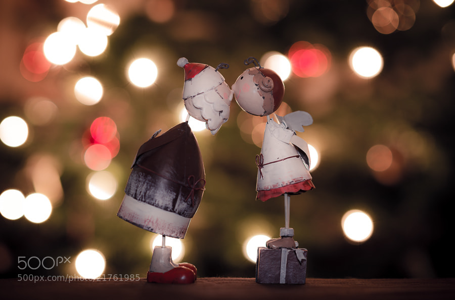 Photograph Santa Claus and Christ Child by Thomas Straubinger on 500px