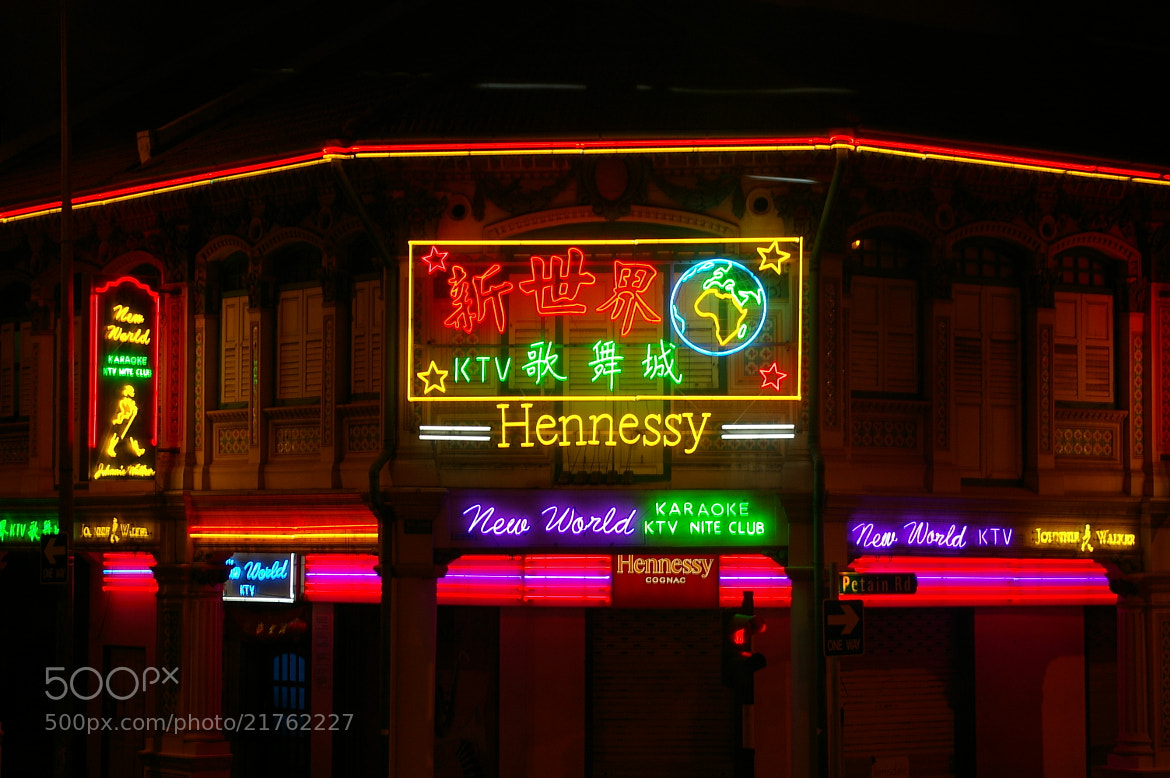 Photograph Neon by Sivakumar Gopalakrishnan on 500px