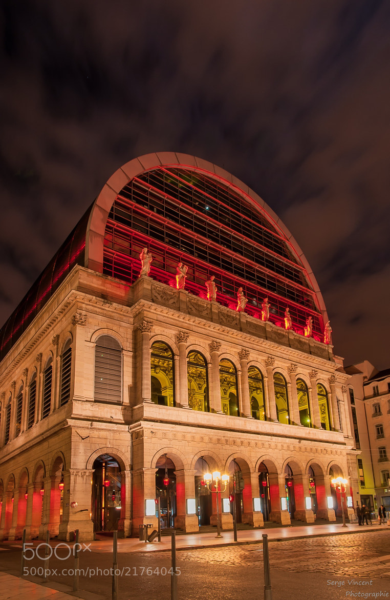 Photograph Opéra by serge vincent on 500px
