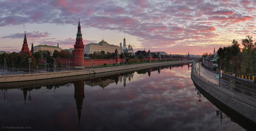 Photograph Kremlin by Denis Sorokin on 500px