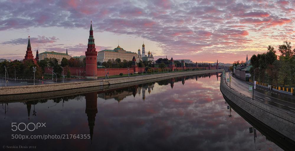 Photograph Kremlin by Denis Sorokin on 500px
