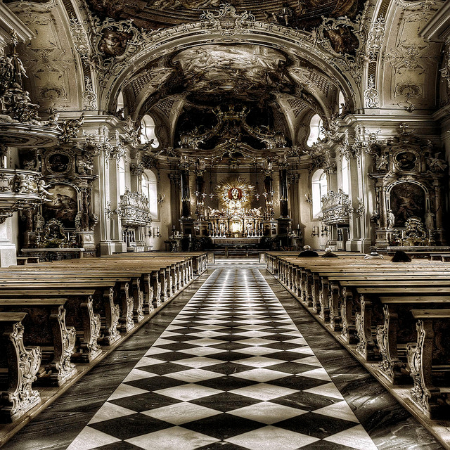 Photograph Wilten Basilica by Luis Lacorte on 500px