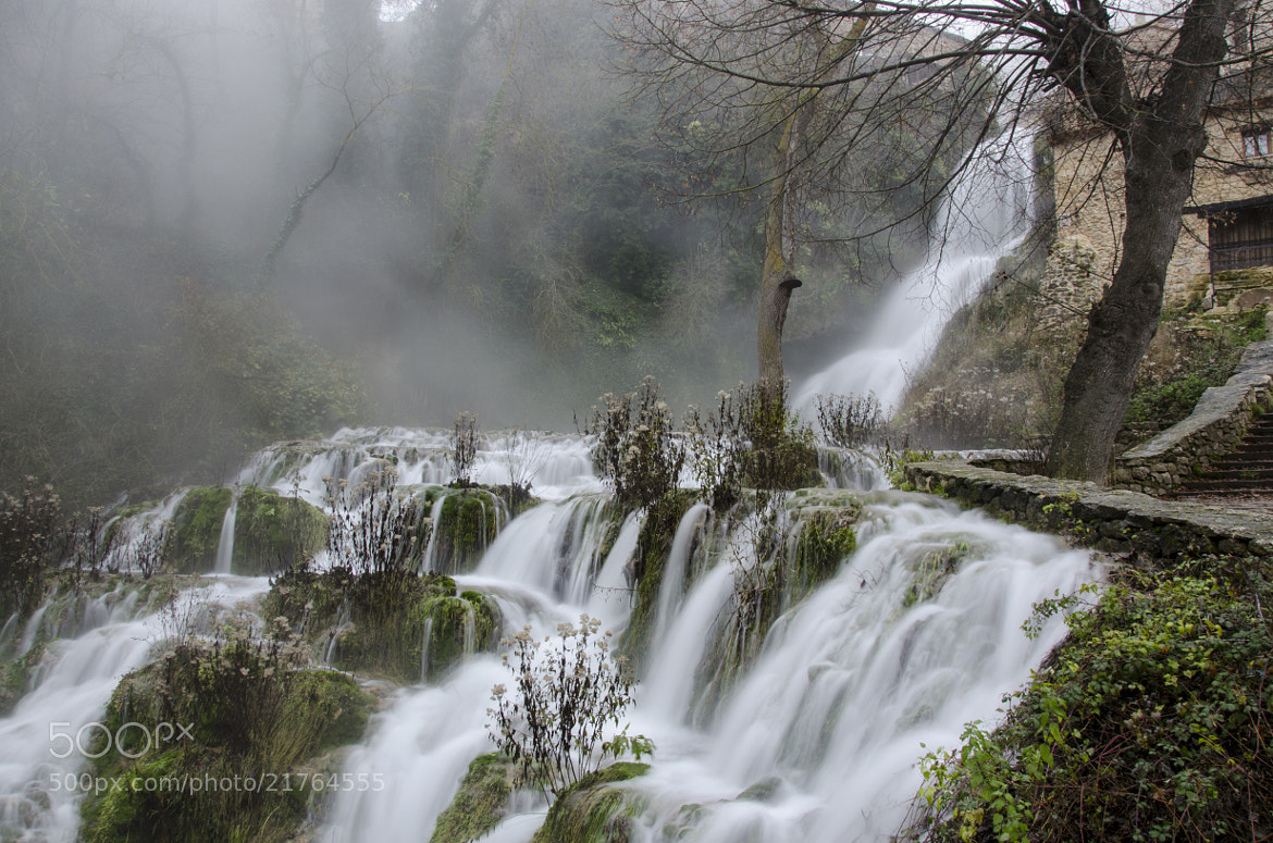 Photograph Cascadas Orbaneja del Castillo by Miguel Bustos on 500px