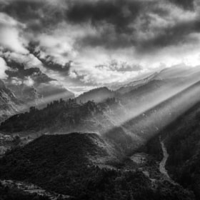 Clearing Storm by Chaluntorn Preeyasombat (ting708)) on 500px.com