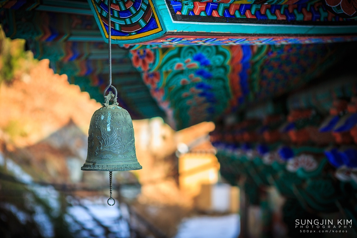 Photograph Wind-bell by Sungjin Kim on 500px