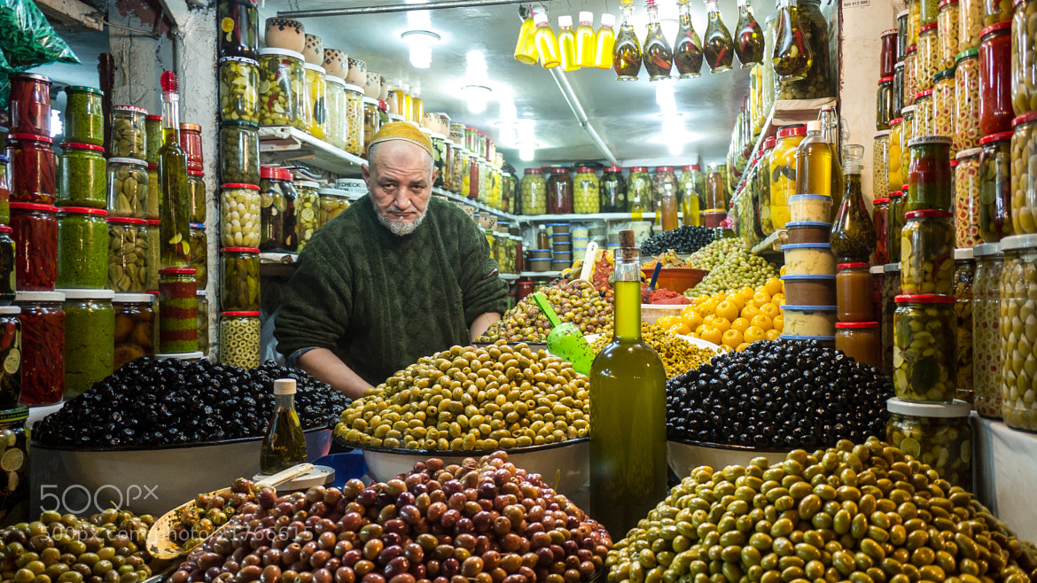 Photograph Marrakech - Olive's Souk by Amine Fassi on 500px