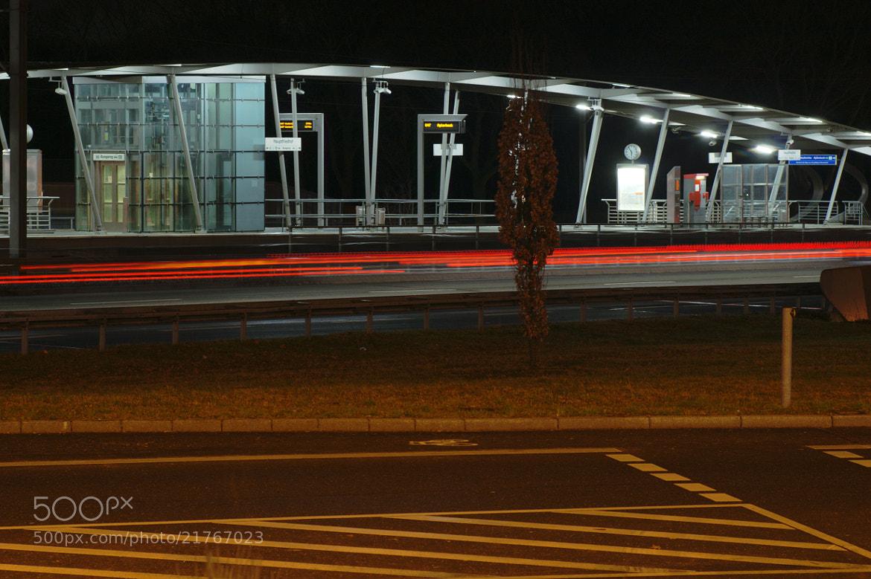 Photograph Dortmund, S-Bahnstation by Tim  Taylor on 500px