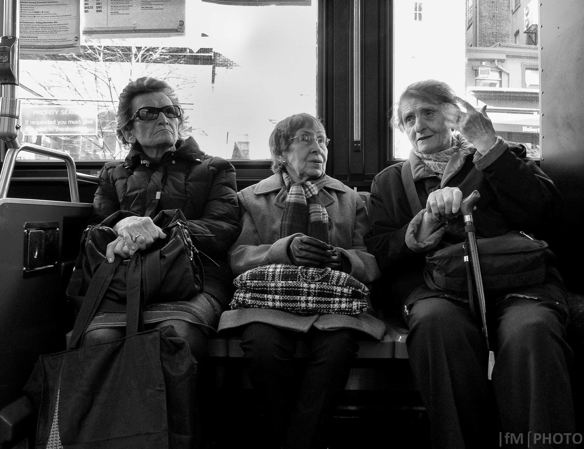 Photograph On the bus by fmstreet on 500px