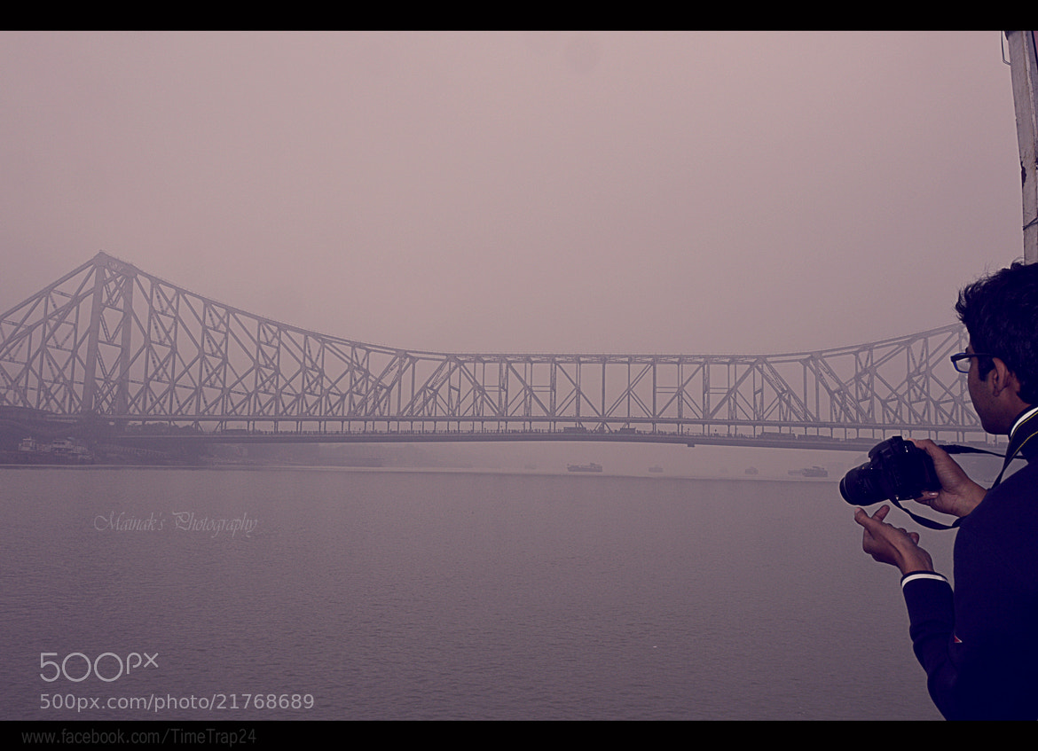 Photograph Howrah Bridge by Mainak Chaudhuri on 500px