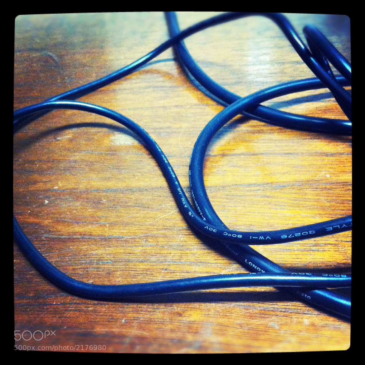 Photograph cable by Evandro Felippe on 500px