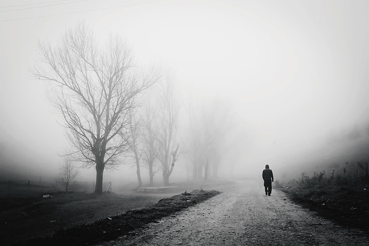 Photograph alone by Alina Crainic on 500px
