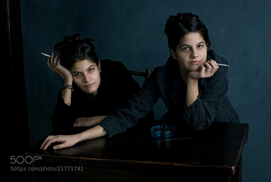 Photograph The Sisters Karamzov 1 by Milan Josipovic on 500px