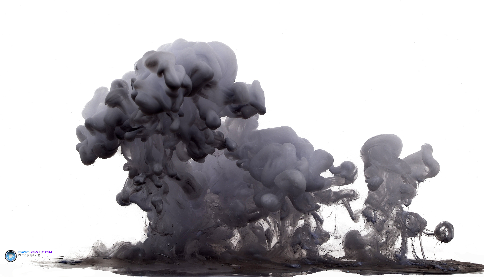 Photograph Nuclear Fire in  the Water by Eric Balcon on 500px