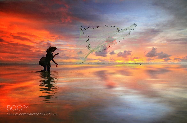Photograph Sunrise Catch by Alit Apriyana on 500px
