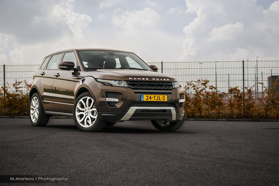 Photograph Range Rover Evoque by Michael Martens on 500px