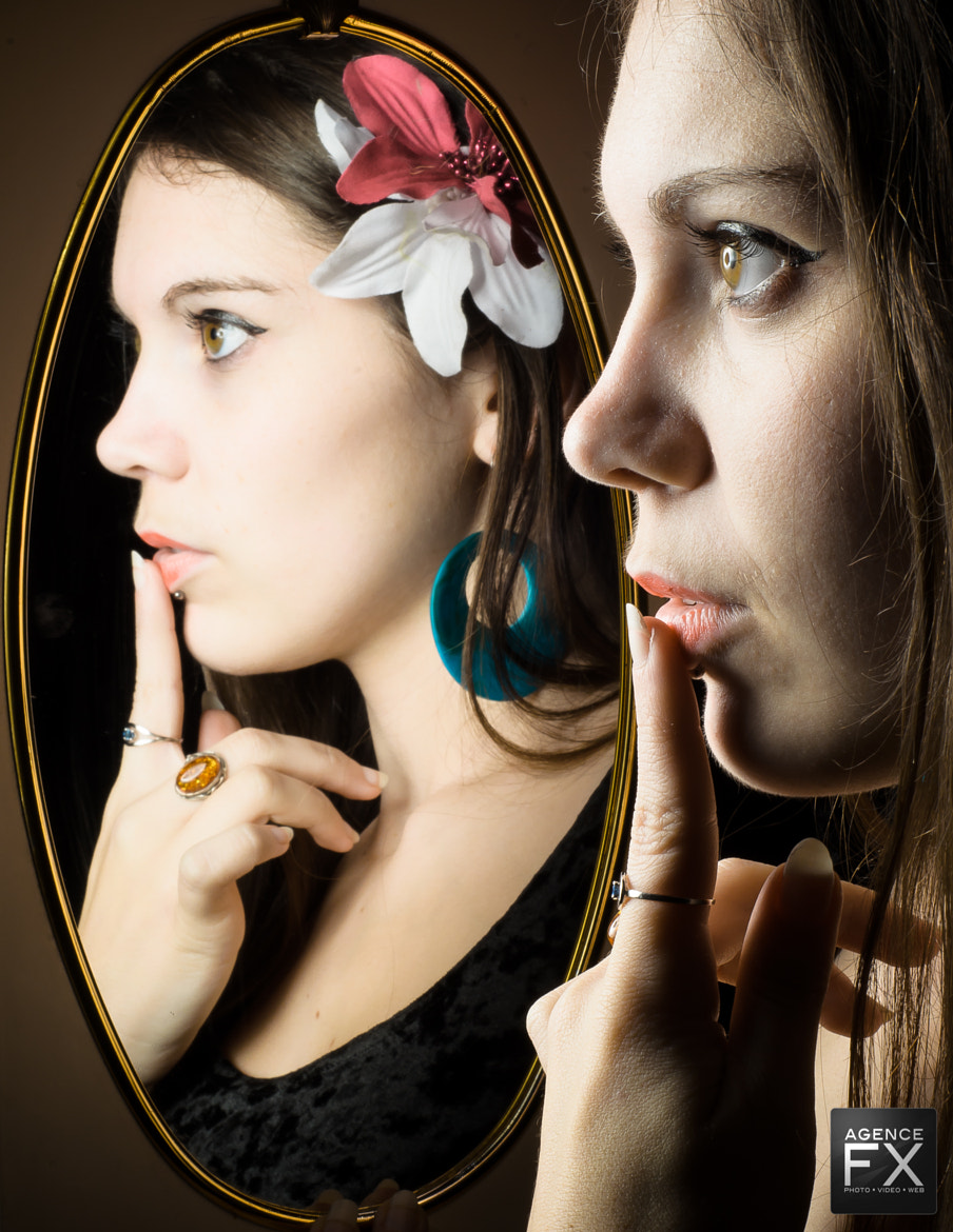 Photograph Faustine mirror by Fx Faidy Photovideographe on 500px