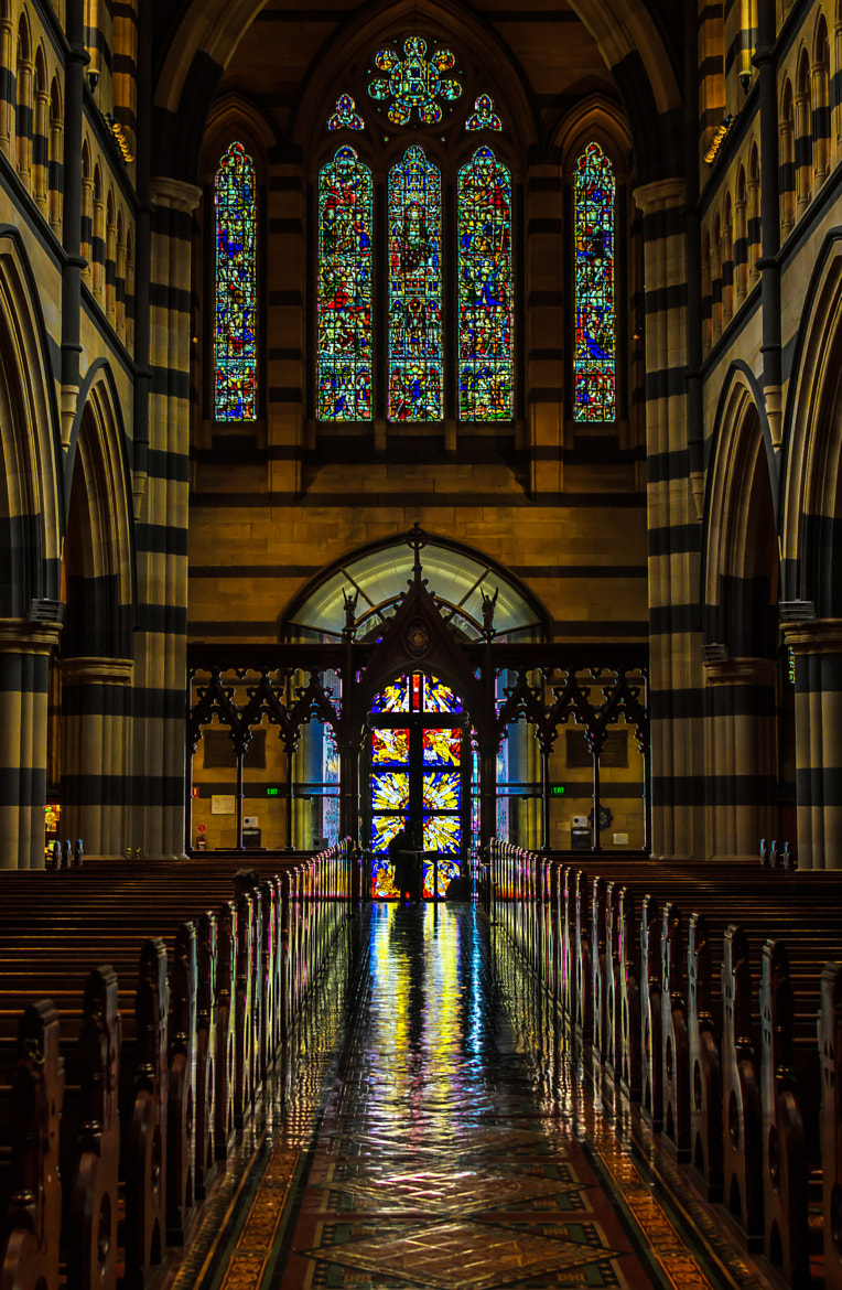 Photograph Entering the Church by Tony Harding on 500px