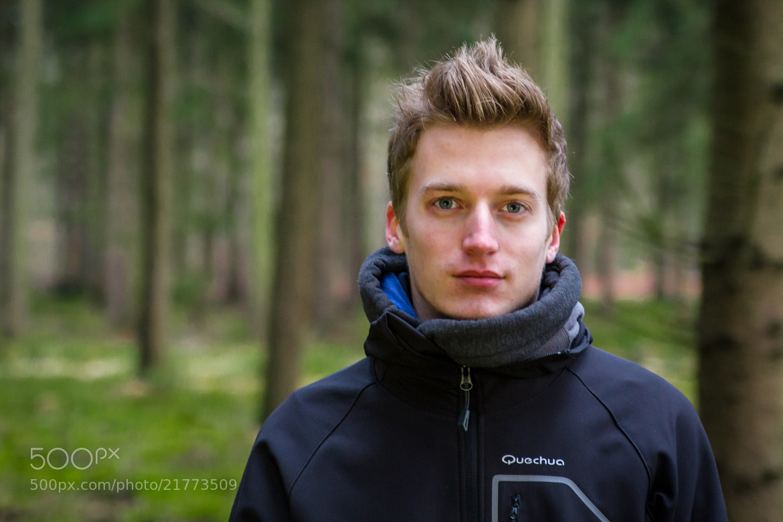 Photograph Grisha. by Max Hartmann on 500px