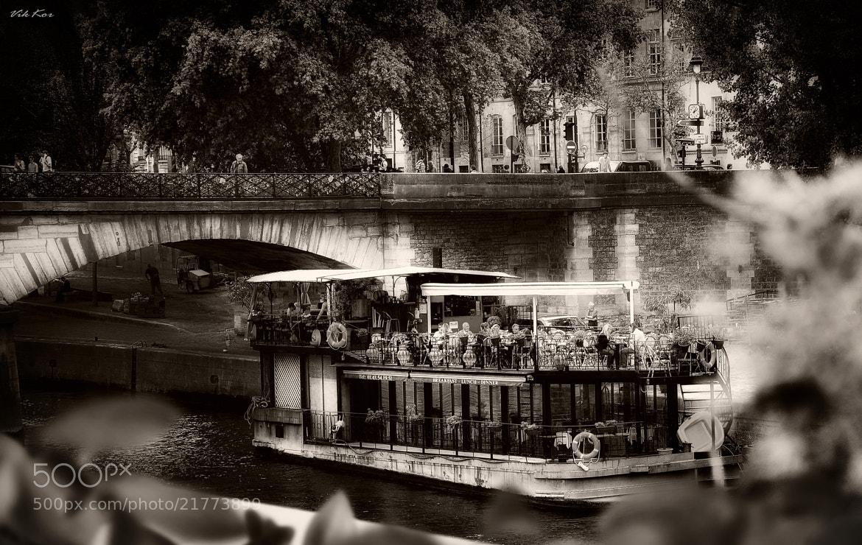 Photograph Walk along the Seine River.Paris by Viktor Korostynski on 500px
