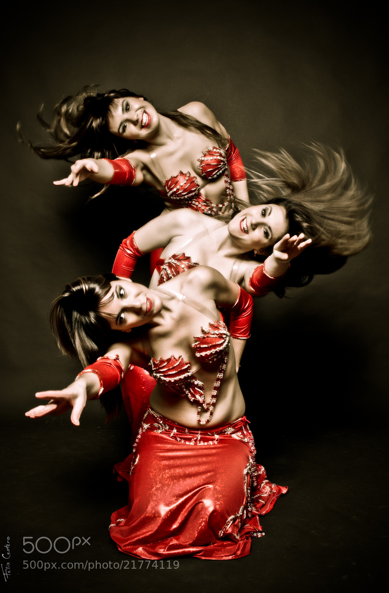 Photograph Belly Dancers by F.  on 500px