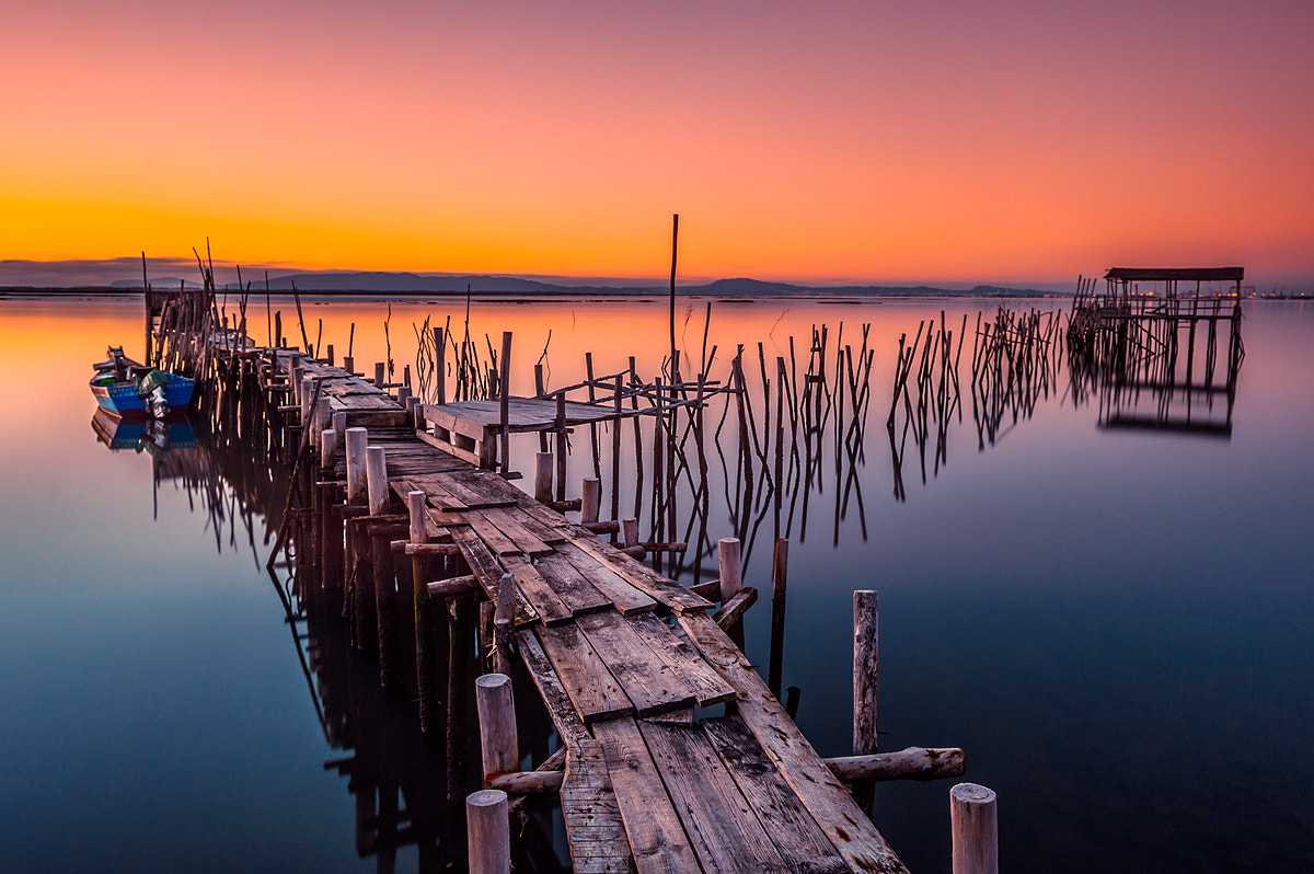 Photograph The pier by Nuno Trindade on 500px