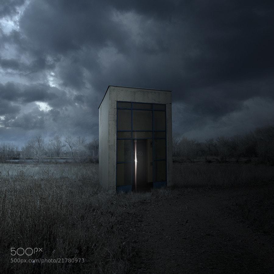 Photograph The Elevator by Tomasz Zaczeniuk on 500px