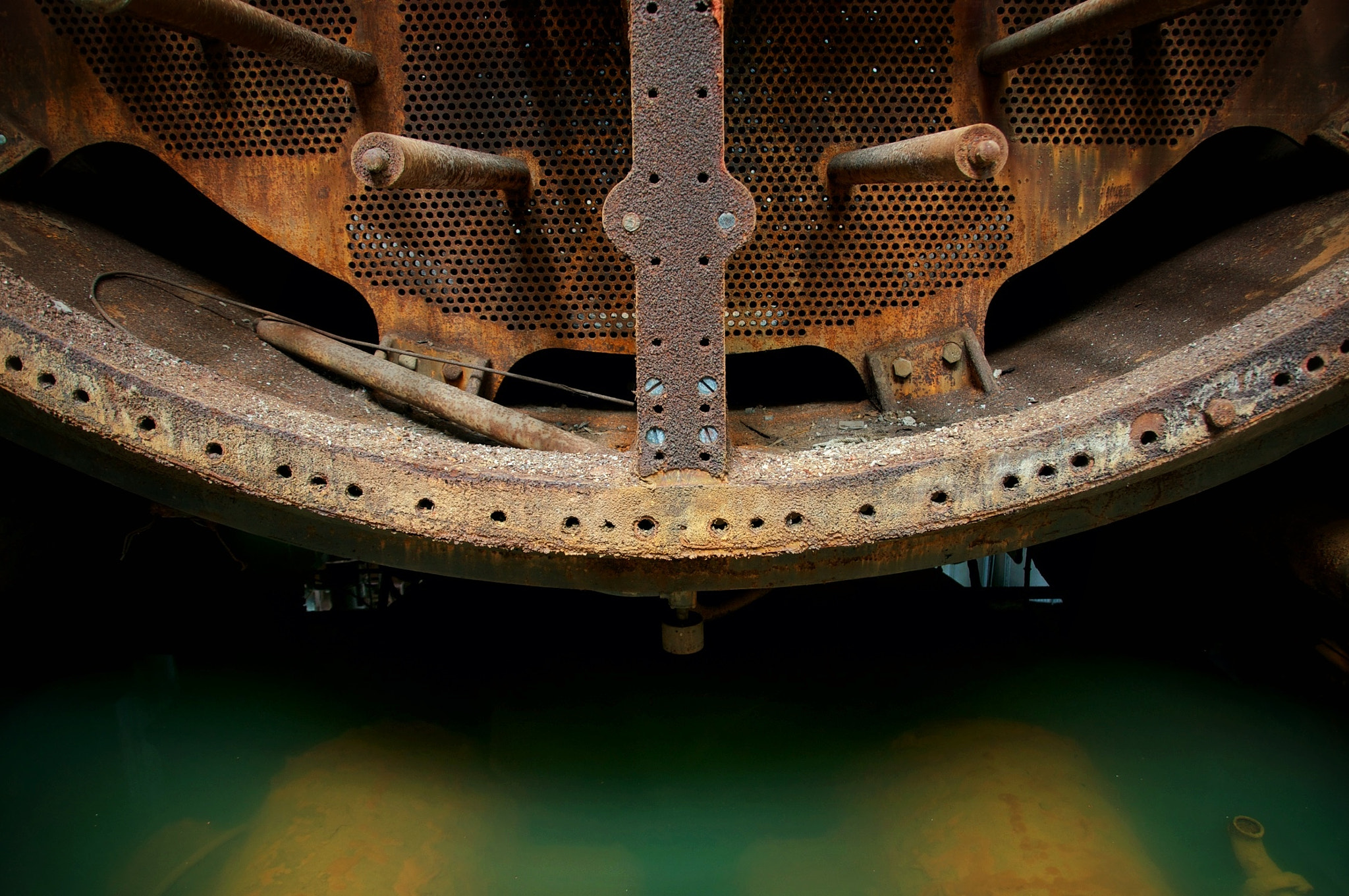 Photograph Water and Rust by Robert Francis on 500px