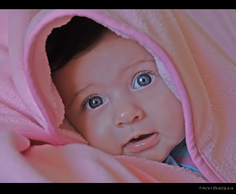 Photograph Baby girl by Ann Badjura on 500px