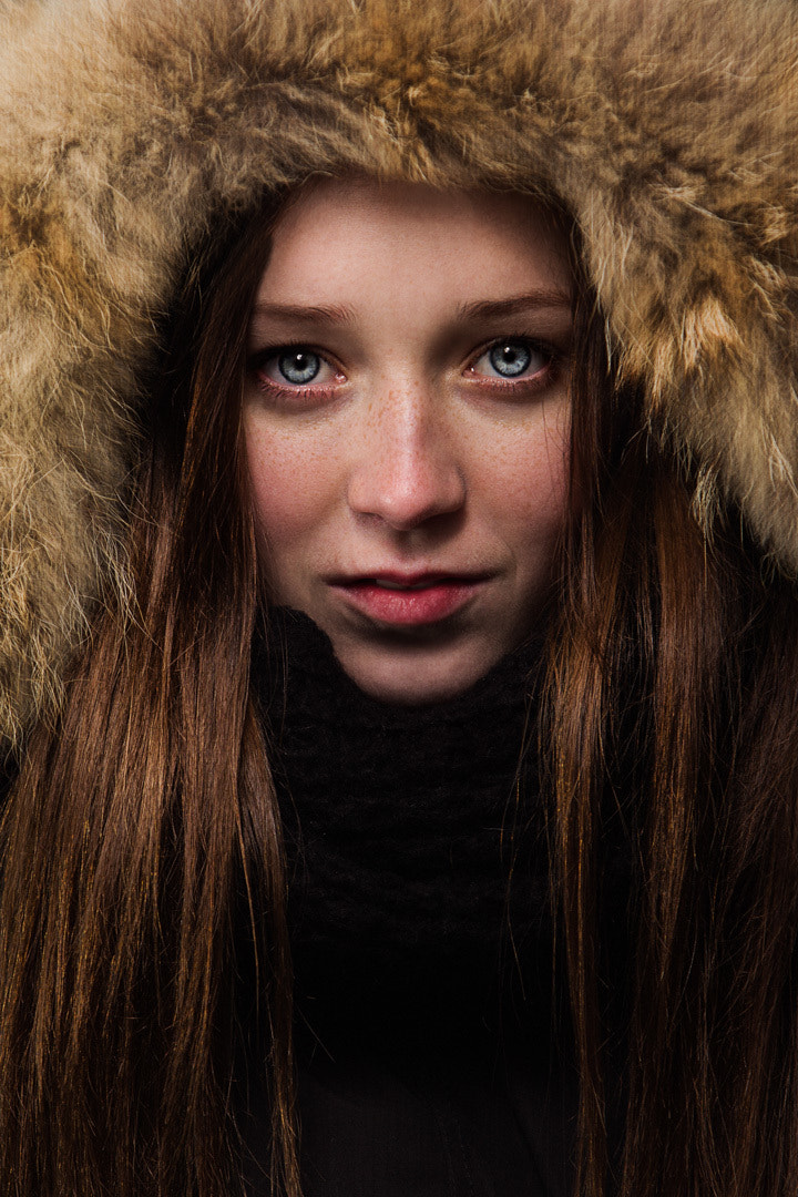 Photograph Cecilie by Dennis Larsen on 500px