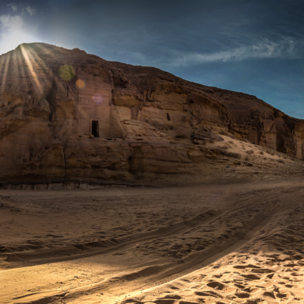 Madain Saleh Tomb