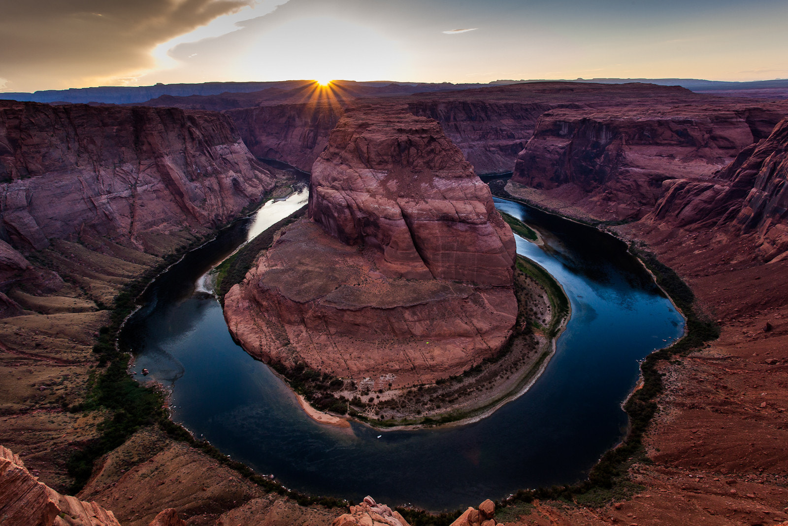 Photograph Horseshoe Bend by Marton Apai on 500px